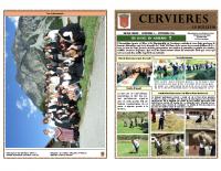 Cervières Bulletin Municipal