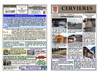 Cervières Bulletin N18 dec-2015_compressed