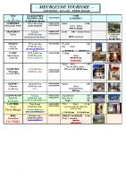 Meublés de tourisme Cervières 2021